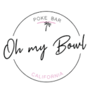 oh my bowl logo